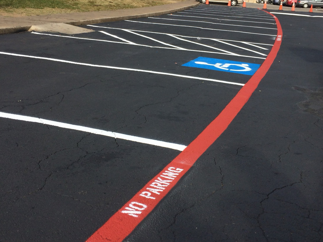 3 ways parking lot striping will improve your property
